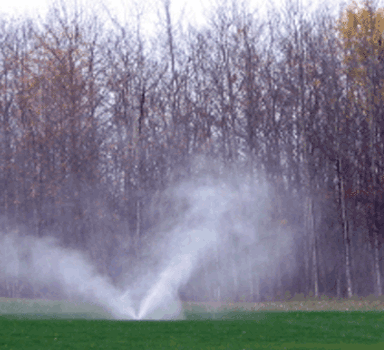 Golf irrigation winnipeg