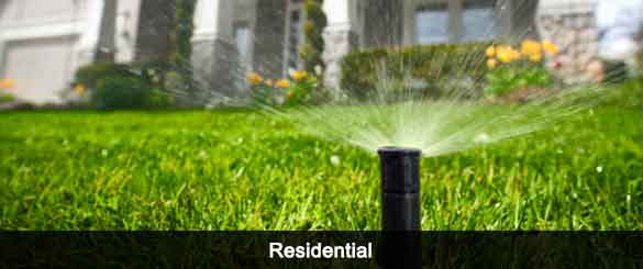 Residential irrigation winnipeg