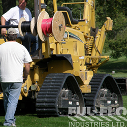 Glendale Golf Dozer Cleaning