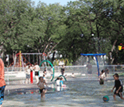 Spray Pads manitoba